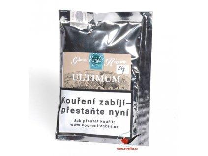 Dýmkový tabák Gawith Hoggarth Ultimum/50