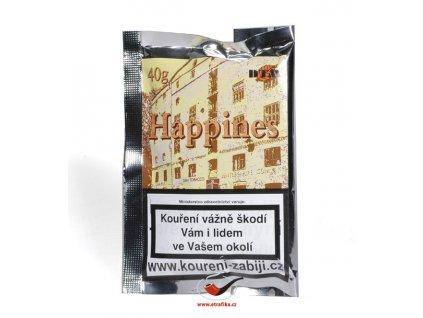 Dýmkový tabák Happiness/40