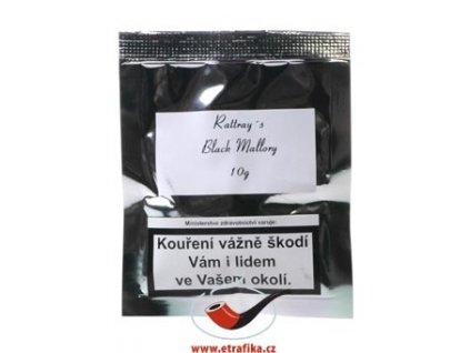 Dýmkový tabák Rattrays Black Mallory/10