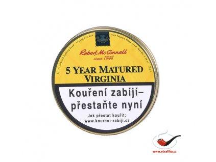 Dýmkový tabák Robert McConnell 5 Year Matured Virginia/50