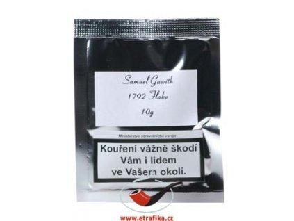Dýmkový tabák Samuel Gawith 1792 Flake/10