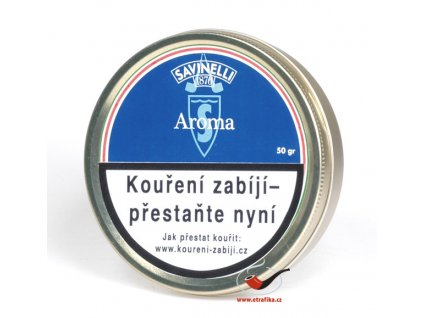 Dýmkový tabák Savinelli Aroma/50