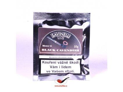 Dýmkový tabák Savinelli Mr. G/10