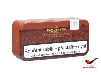 Dýmkový tabák W.O. Larsen Craftsmans Edition 2020/100