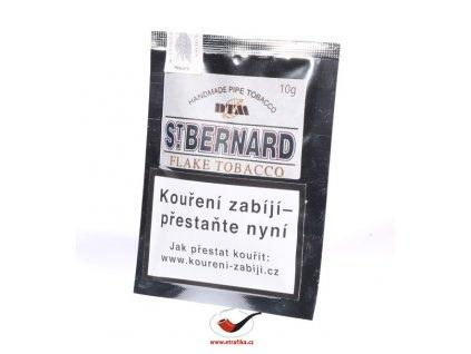 Tabák do dýmky St. Bernard Flake/10
