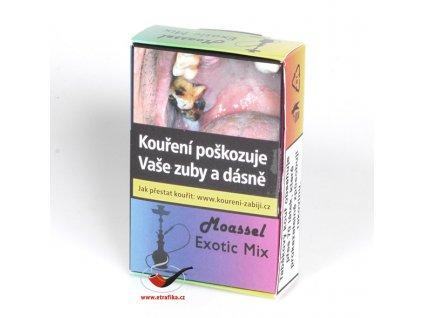 Tabák do vodní dýmky Moassel Exotic Mix/50
