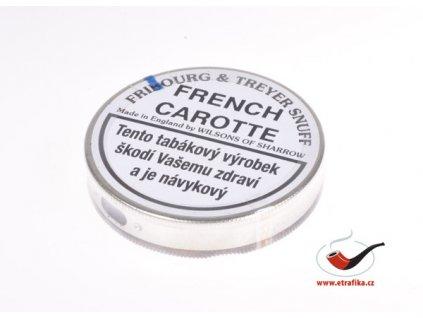 Šňupací tabák Fribourg and Treyer French Carotte/5