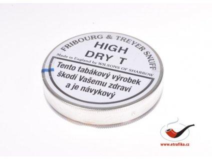Šňupací tabák Fribourg and Treyer High Try T/5