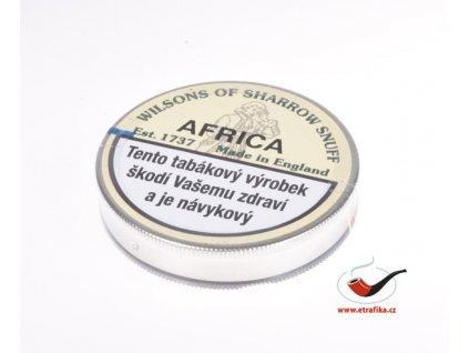 Šňupací tabák Wilsons of Sharrow Africa/5