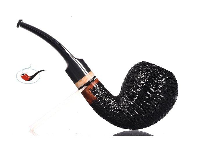 Dýmka Jirsa Rustic black Varia 02