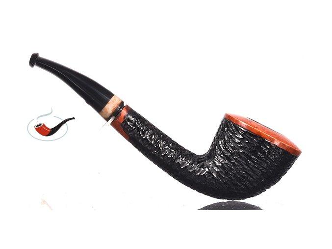 Dýmka Jirsa Rustic black Varia 03