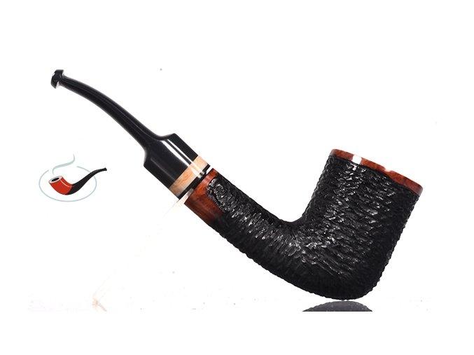 Dýmka Jirsa Rustic black Varia 12