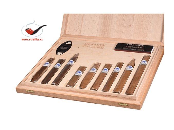 Doutníky Stanislaw Cigars Set/9