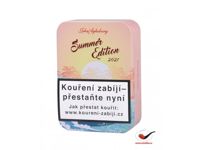 Dýmkový tabák John Aylesbury Summer Edition 2021/100