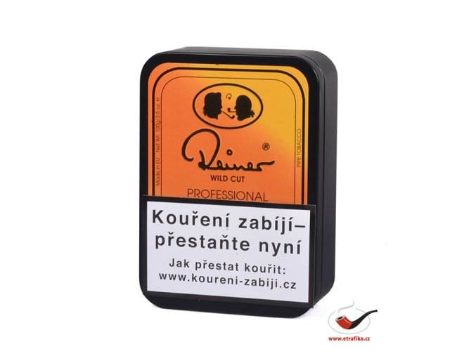 Dýmkový tabák Reiner Wild Cut Professional/100