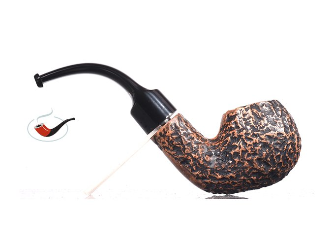 Dýmka Peterson Aran Rusticated XL02
