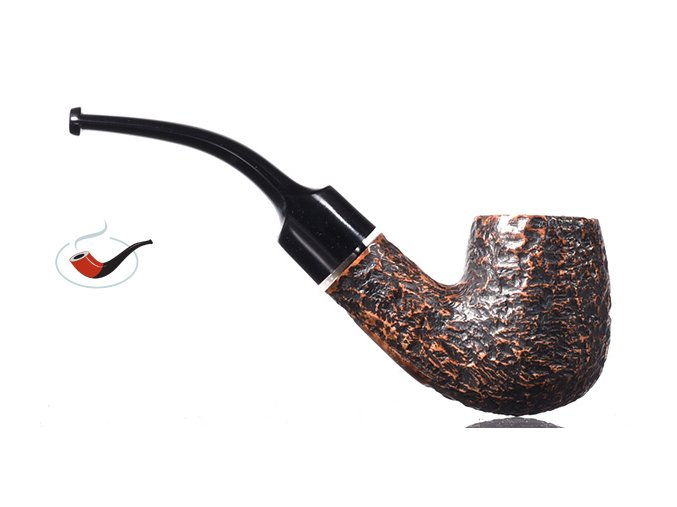 Dýmka Peterson Aran Rusticated XL90