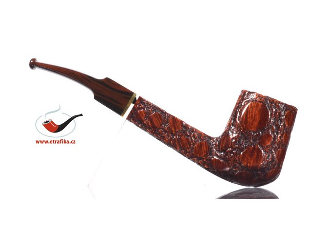 Dýmka Savinelli Alligator Brown 513