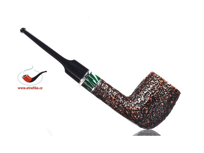 Dýmka Savinelli Impero Rustik Dark Brown 127