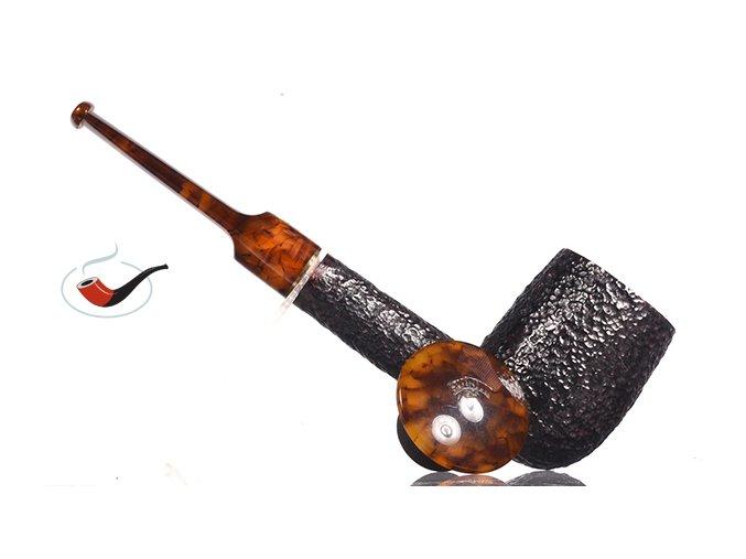 Dýmka Savinelli Tortuga Rustic 114