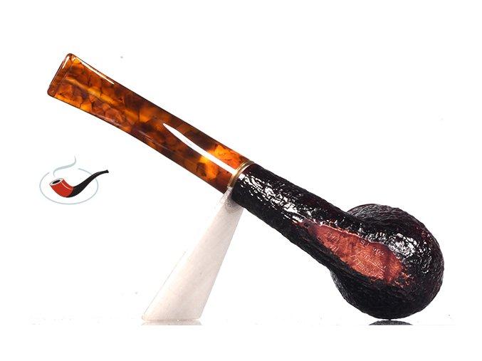 Dýmka Savinelli Tortuga Rustic 606