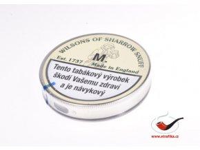 Šňupací tabák Wilsons of Sharrow M/5