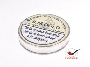 Šňupací tabák Wilsons of Sharrow S.M. Gold/5