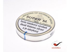 Šňupací tabák Wilsons of Sharrow Super M/5