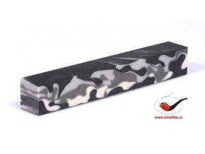 Akrylová tyč malá TW Black Camo 54