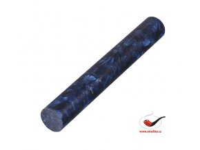 Akrylová tyč malá TW Blue Crushed Velvet 55