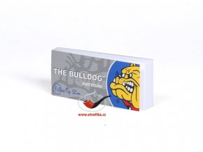 Cigaretové filtry The Bulldog Silver/33