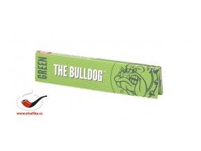 Cigaretové papírky Konopné The Bulldog King Size Slim/33