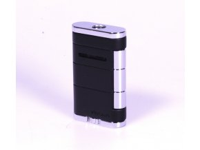 Cigaretový zapalovač Xikar 531BK Allume Single Lighter Black