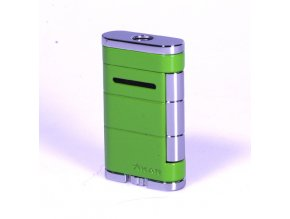 Cigaretový zapalovač Xikar 531GN Allume Single Lighter Green