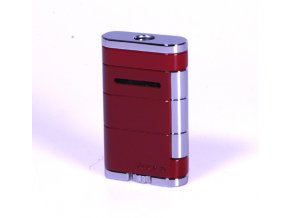 Cigaretový zapalovač Xikar 531RD Allume Single Lighter Red
