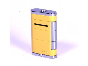 Cigaretový zapalovač Xikar 531YL Allume Single Lighter Yellow