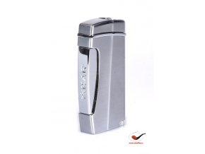 Cigaretový zapalovač Xikar Executive Lighter Silver 502SL