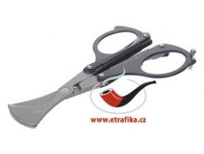Doutníkové nůžky Xikar 400BK MTX Multi-Tool Black