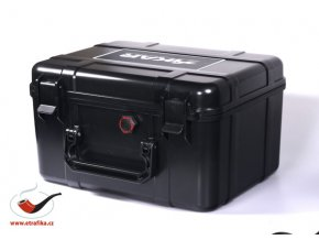 Doutníkový cestovní humidor Xikar 280XI na 60-80 doutníků