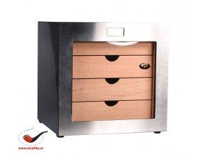 Doutníkový Humidor Cabinet digi 4D