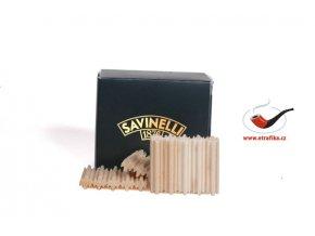 Filtry do dýmky Savinelli Balsa 9 mm/50