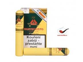 Doutníky Montecristo Junior Tubos/3