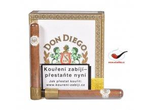 Doutníky Don Diego Corona Cristal/10