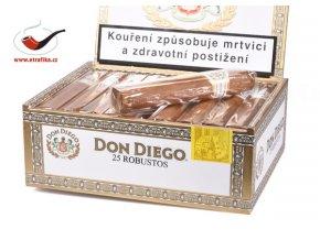 Doutníky Don Diego Robusto/25