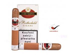 Doutníky Flor de Copan Rothschild Cigars/3
