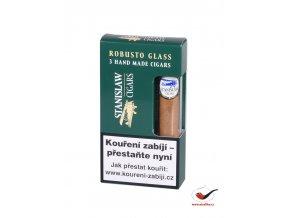 Doutníky Stanislaw Glass Robusto/3