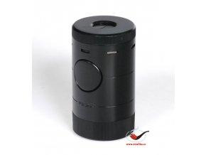 Doutníkový stolní zapalovač XIKAR Volta Tabletop Lighter Black 569BK