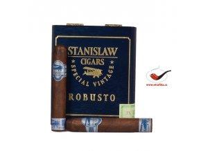 Doutníky Stanislaw Vintage Blue Robusto/10