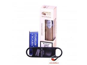 Doutníky Stanislaw Cigars Robusto Glass Soare/1
