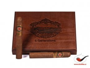 Doutníky A. Turrent 6 Generations Toro/10